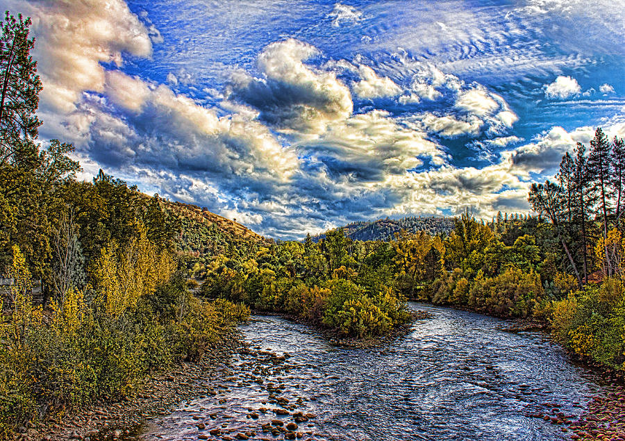 American River Photograph - Coloma 4 by Mike Durant