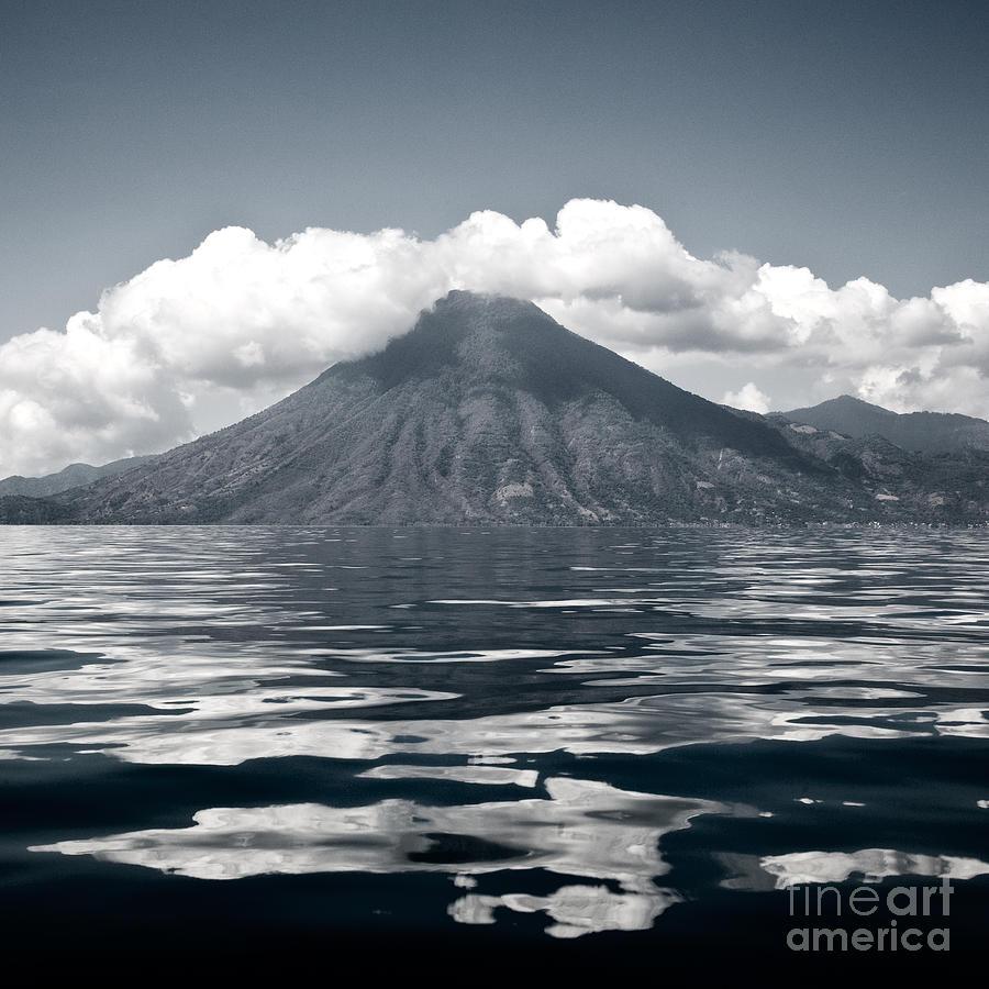 Lake Photograph - Guatemala-color-fineart-5 by Javier Ferrando