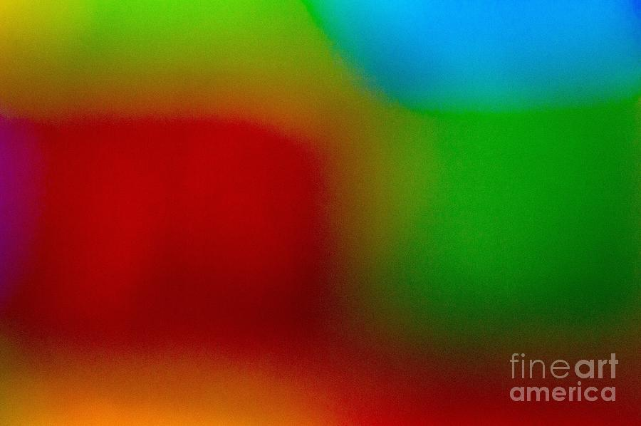 Abstract Pastel - Color Me Happy by Imani  Morales