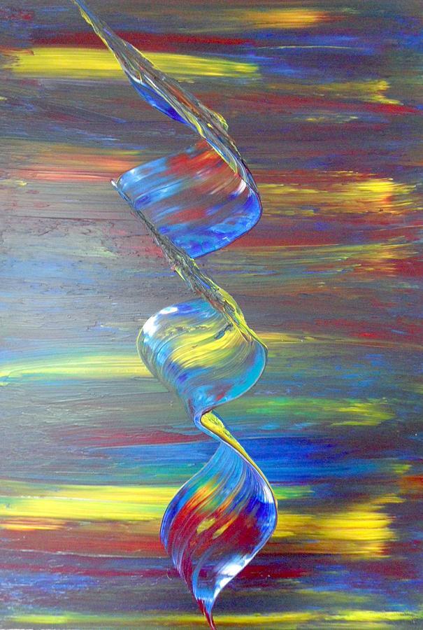 Nico Painting - Color by Nico Bielow