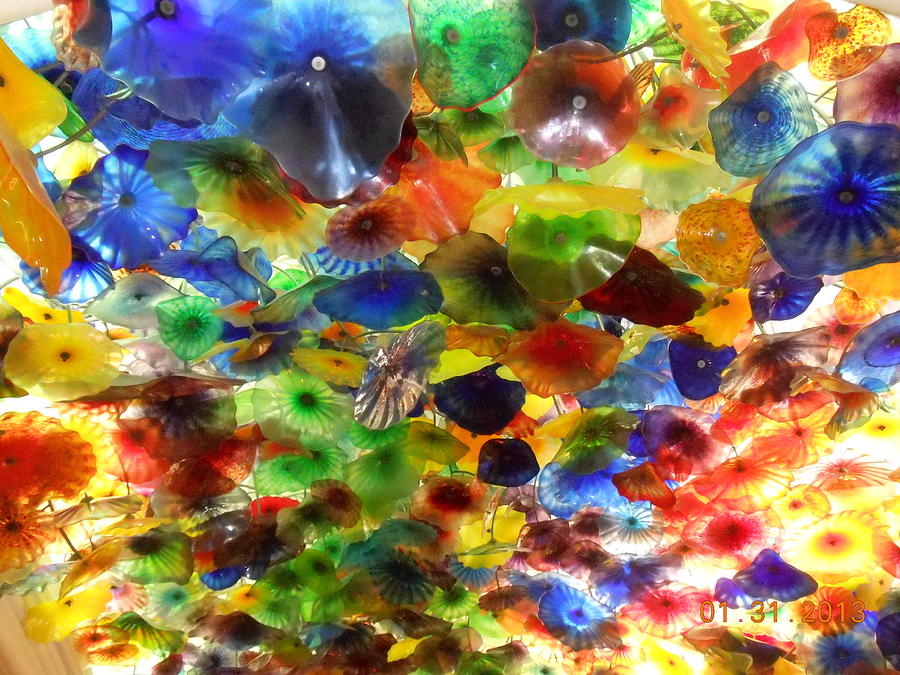 Colors Photograph - Color Parade  by Scott Ware