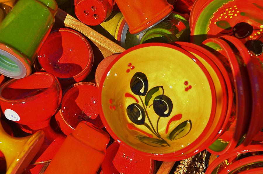 Bowl Photograph - Color Your Life 5 by Dany Lison