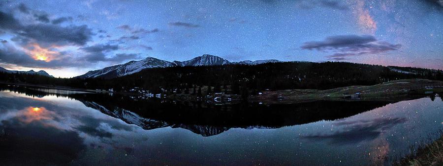 Colorado Moon To Milk Photograph by Mike Berenson / Colorado Captures