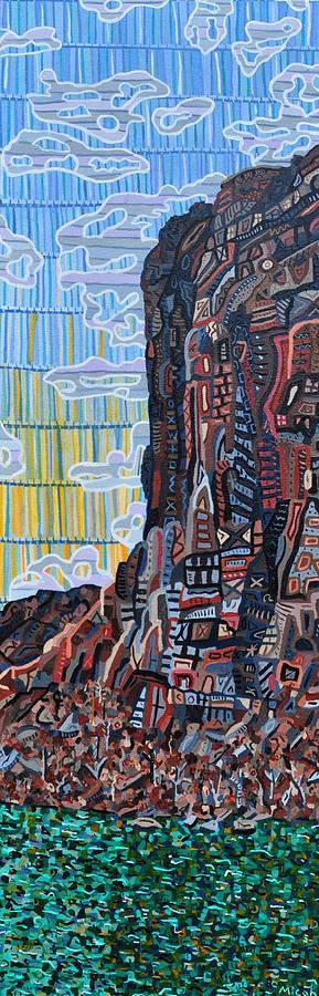Colorado River Painting - Colorado River by Micah Mullen