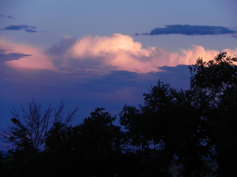 Colorado Storm Clouds Photograph by Adrienne Petterson
