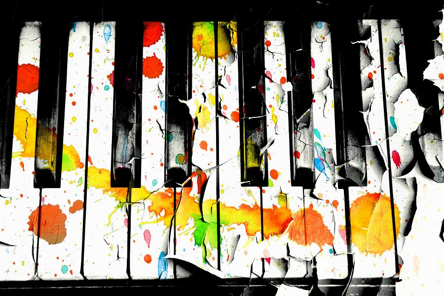 Colorful Sound Photograph
