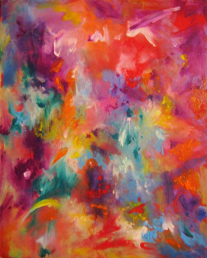 Colors Of My Dream #2 by Helen Kagan