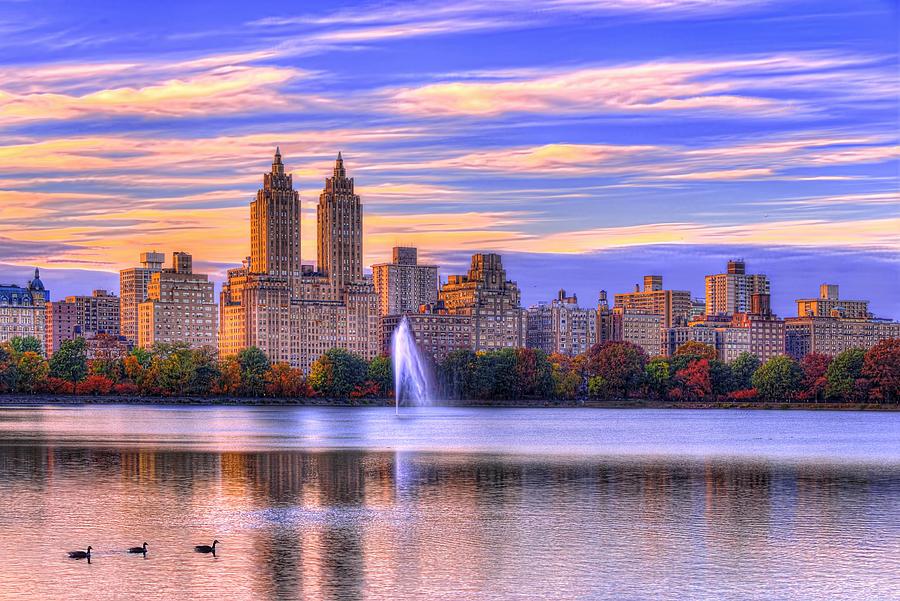 Manhattan Photograph - Colors Of New York by Midori Chan