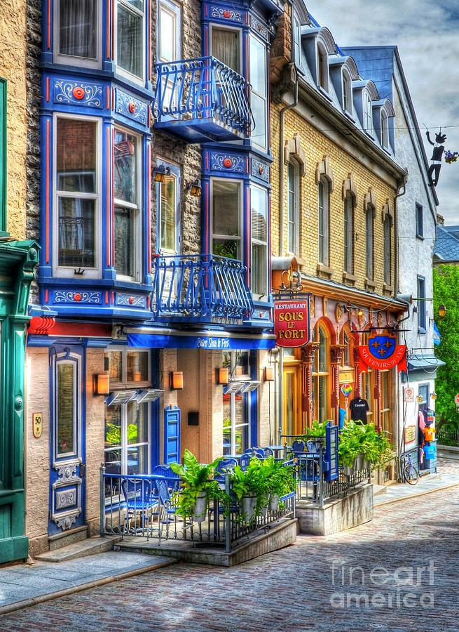 Quebec Photograph - Colors Of Quebec 15 by Mel Steinhauer