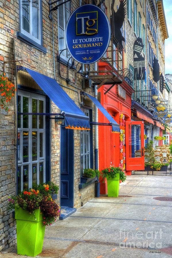 Quebec Photograph - Colors Of Quebec by Mel Steinhauer