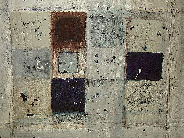 Modern Painting - Colou - Sold by Maja Muzar