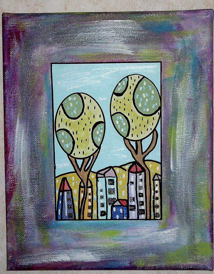 Come Go With Me Mixed Media by Lenny J  Cota Jr