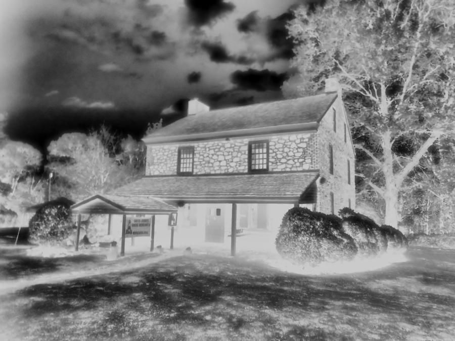 Ir Photograph - Come Hither by Thomas  MacPherson Jr