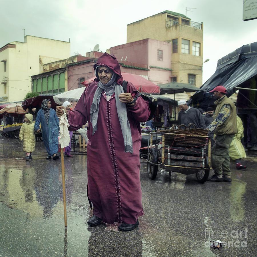 Marocco Photograph - Come Rain Come Shine by Michel Verhoef