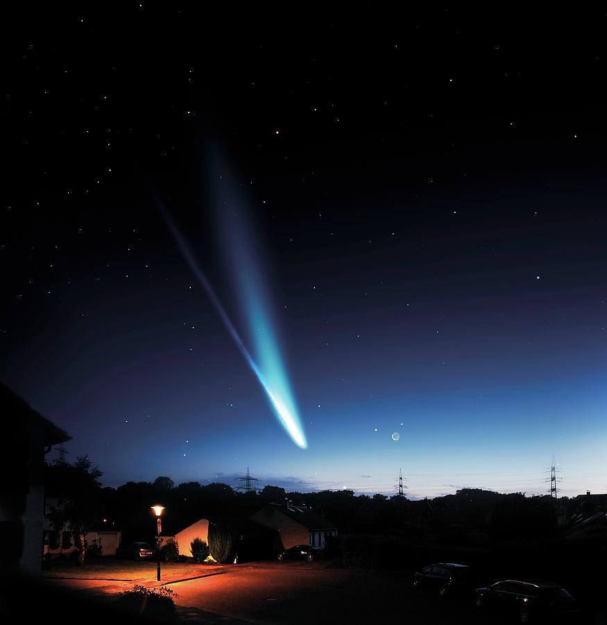 comet ison images - 875×900