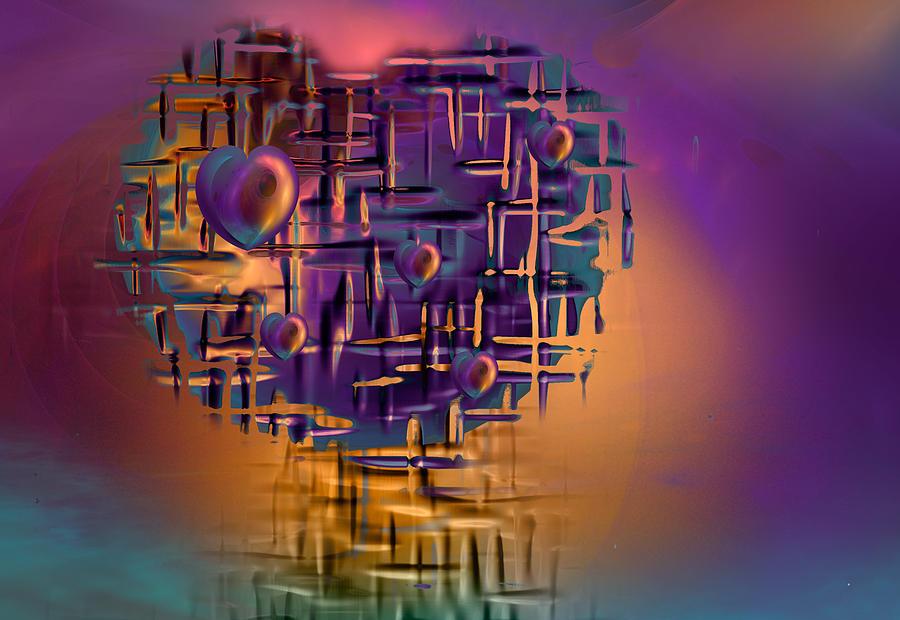 Phil Sadler Digital Art - Command Central by Phil Sadler