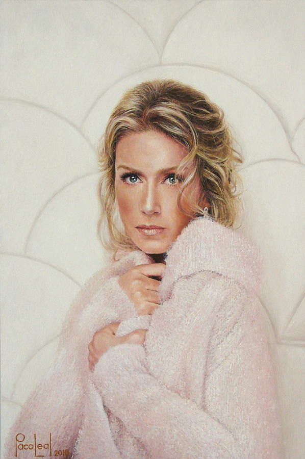 Portrait Painting - Commission by Paco Leal