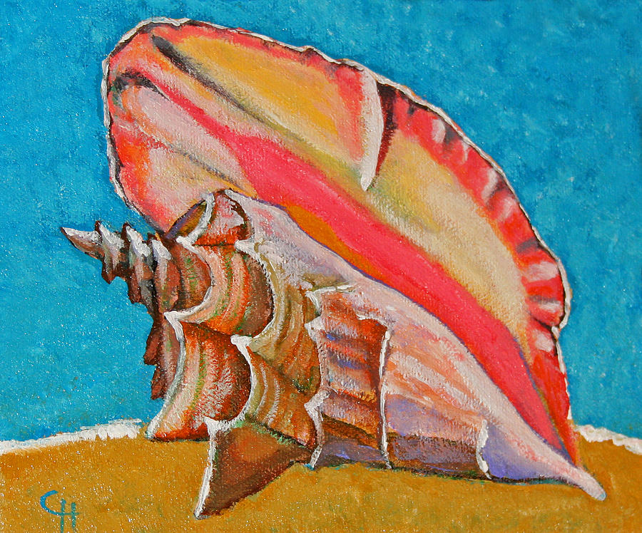 Conch Shell by Catherine Harms