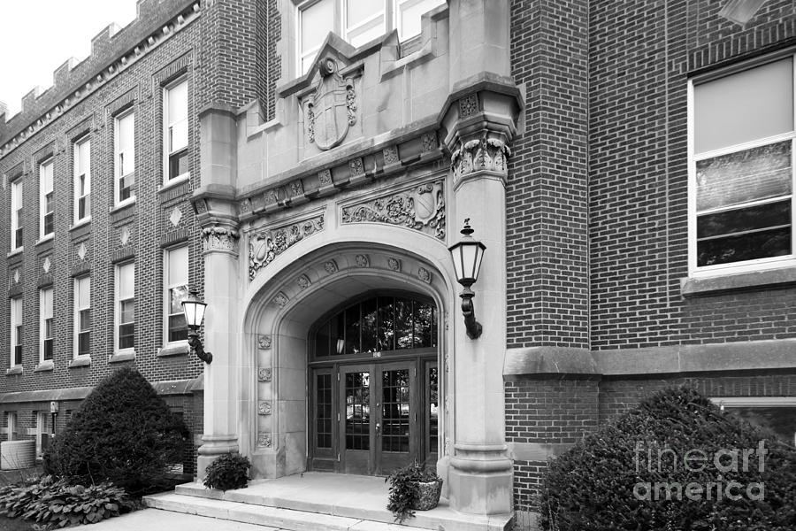 Concordia Photograph - Concordia University Meyer Hall by University Icons