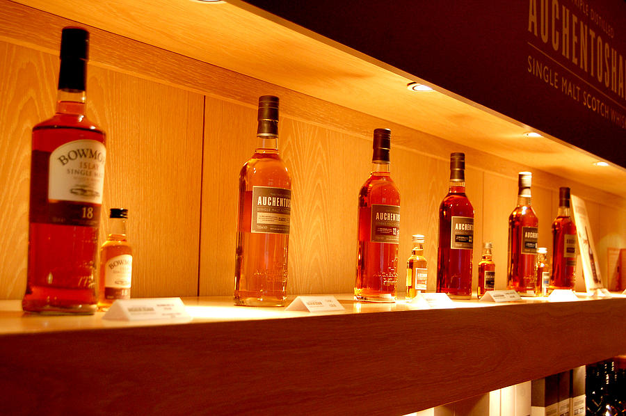Whisky Photograph - Connoisseurs Delight by John Bailey
