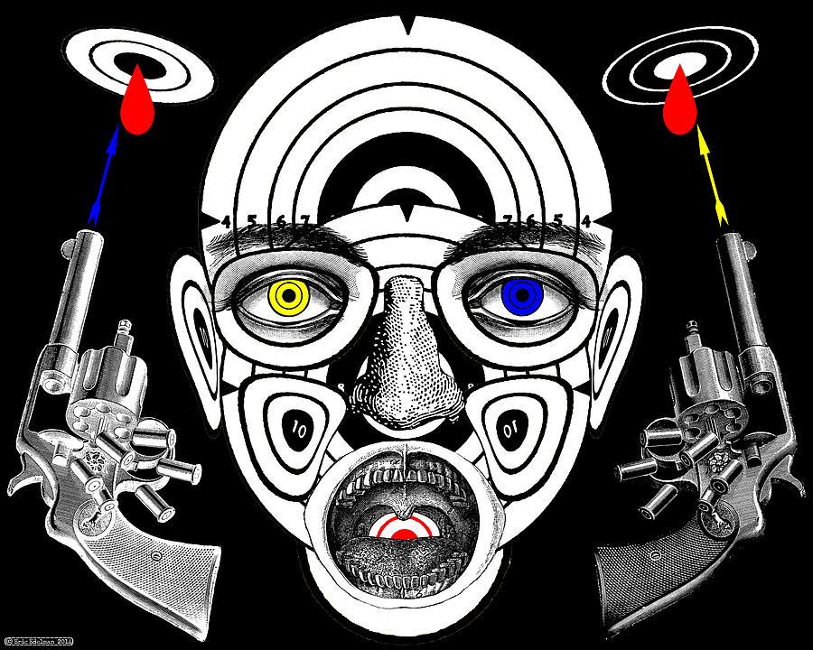 Conscience Of The Marksman Digital Art