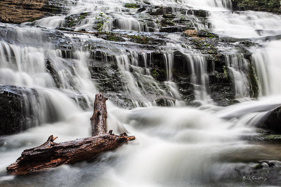Water Photograph - Constant Flow by Bill Cantey