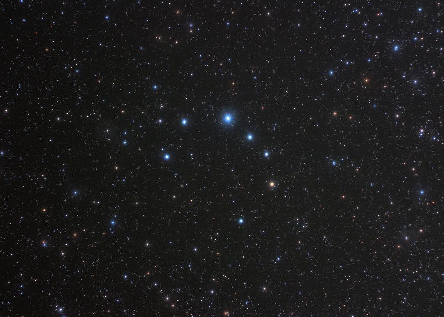 Constellation Of Corona Borealis Photograph By Tony Daphne Hallas Science Photo Library