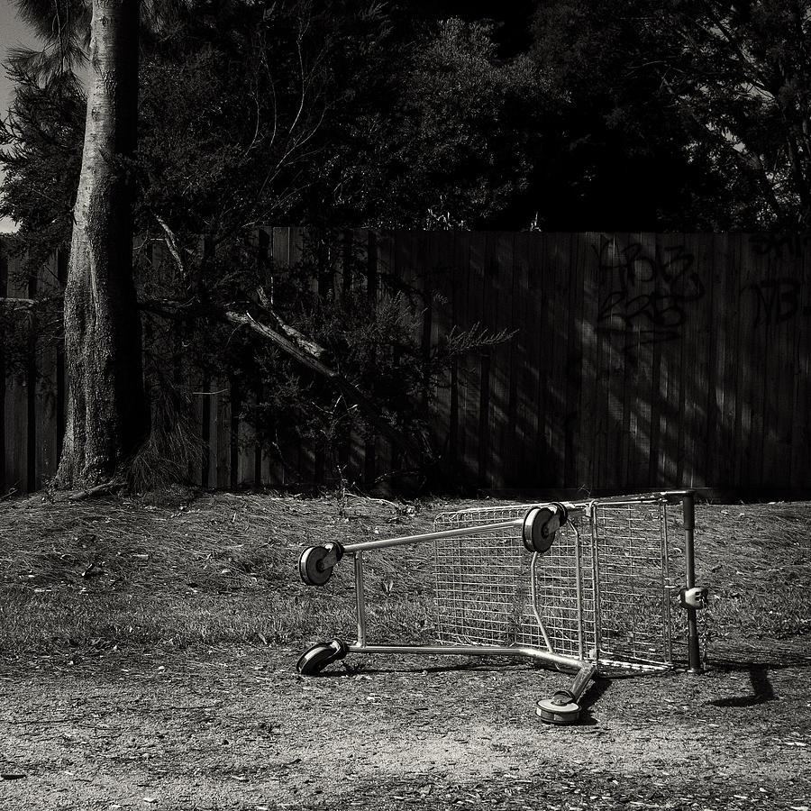 Tim Nichols Photograph - Consumer by Tim Nichols