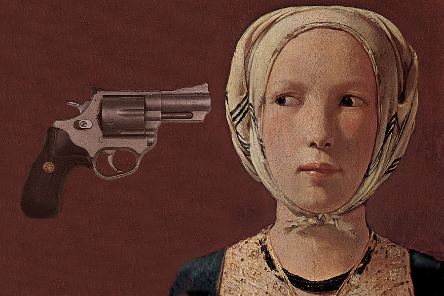 Gun Digital Art - Context 2 by Canis Canon