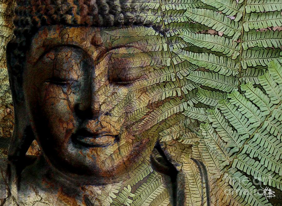 Buddhist Artwork Photograph - Convergence Of Thought by Christopher Beikmann