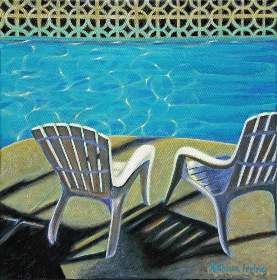 Cool Pool by Kathleen Irvine
