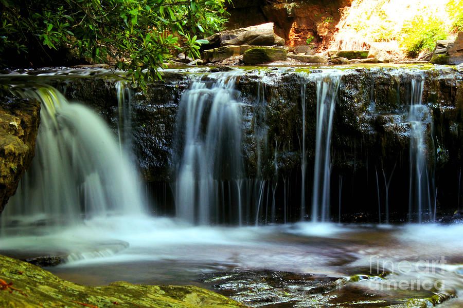 Water Fall Photograph - Cool Spring by Melissa Petrey
