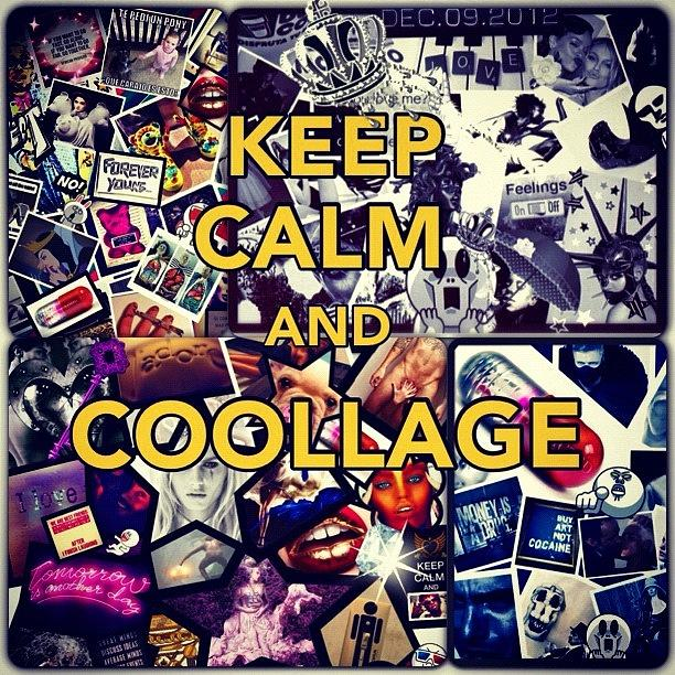 Collage Photograph - Coollage by Dvon Medrano