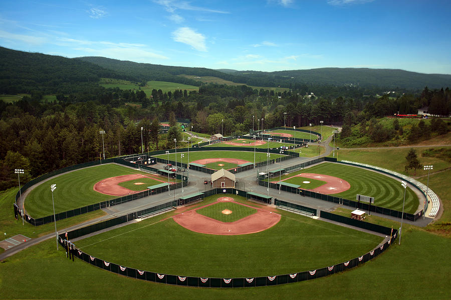 Cooperstown All Star Village Photograph By Anthony Salerno
