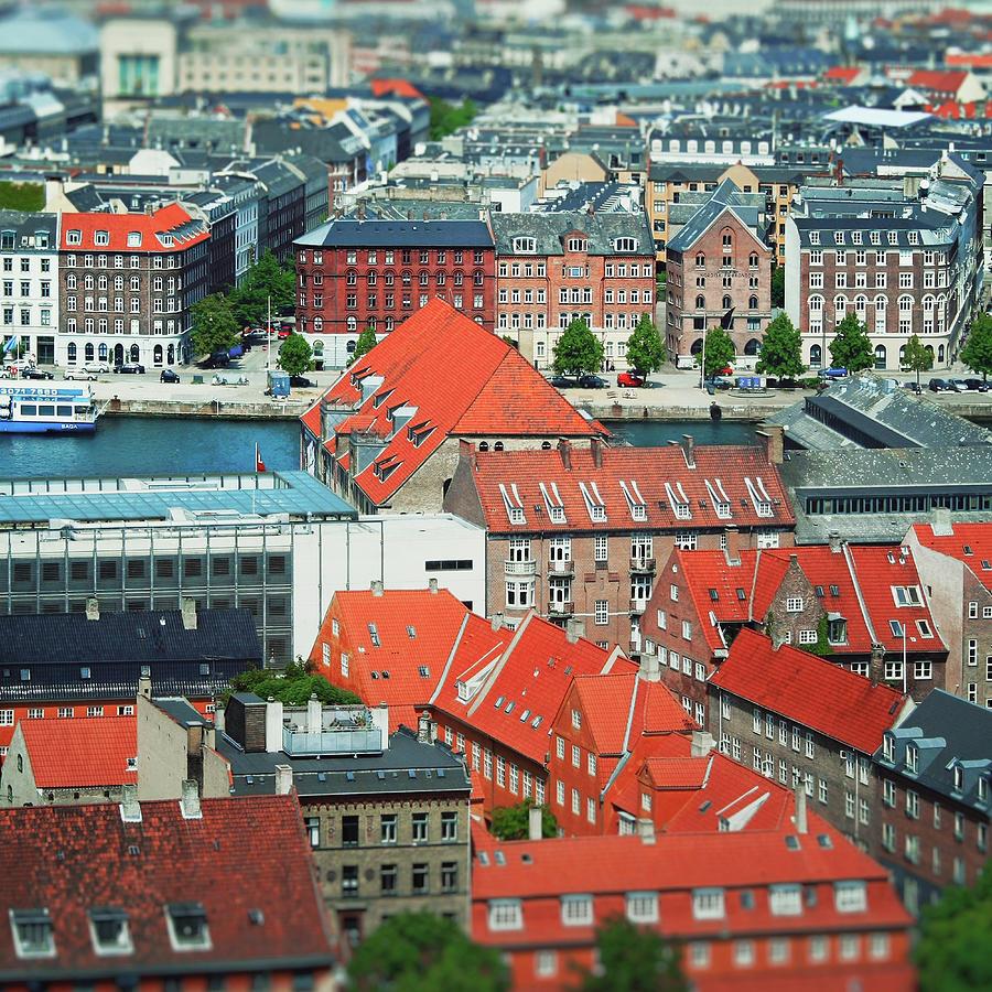 Copenhagen Photograph by Julia Davila-lampe