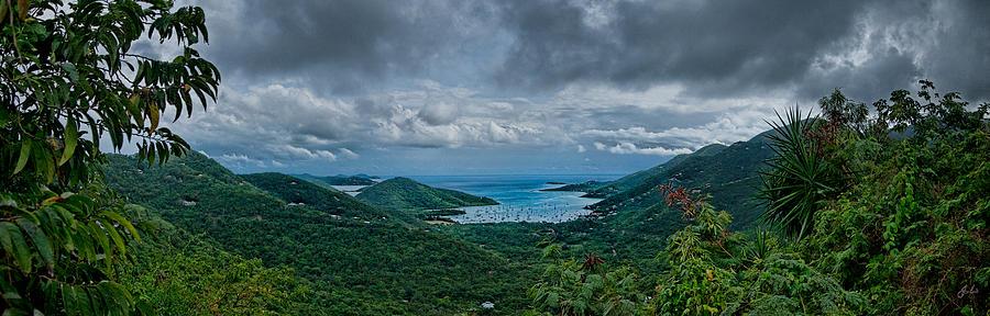 Coral Bay Photograph - Coral Bay by Jason Lanier