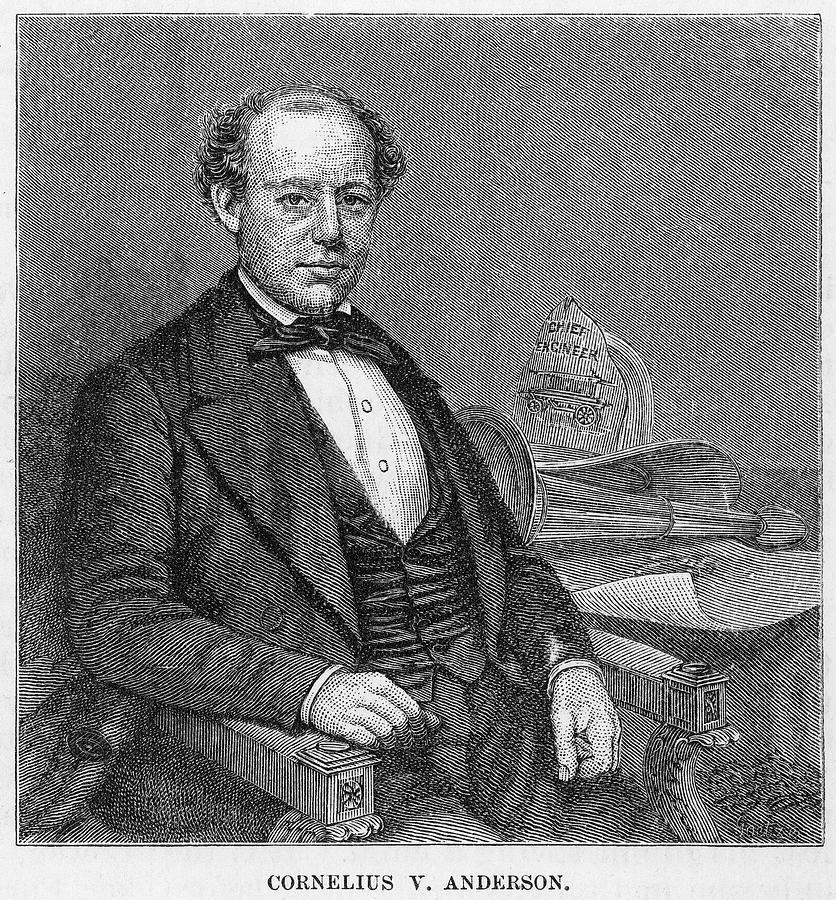 1881 Painting - Cornelius V by Granger
