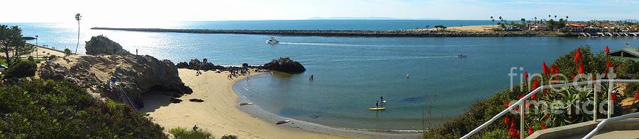 Corona Del Mar State Beach Photograph - Corona Del Mar State Beach by Gregory Dyer