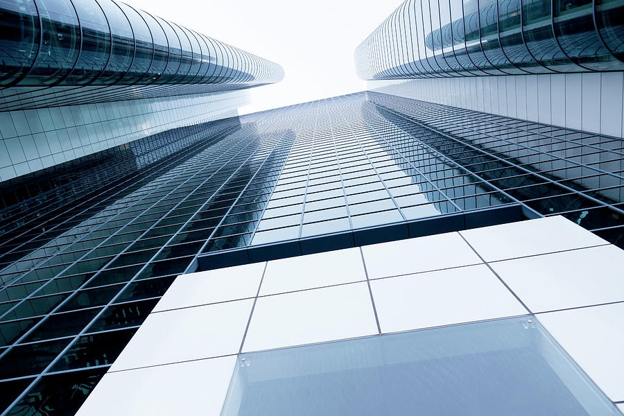Corporate Building Photograph by Bertlmann