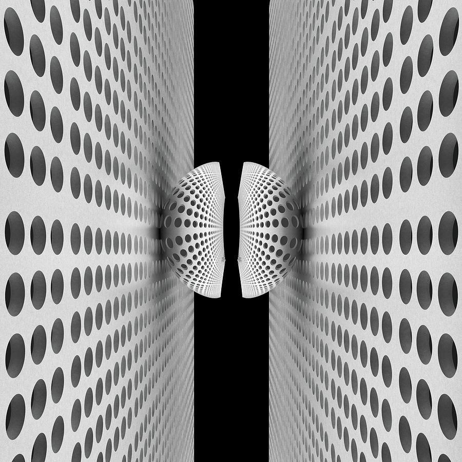 Abstract Photograph - Corridor Of Ball by Antonyus Bunjamin (abe)