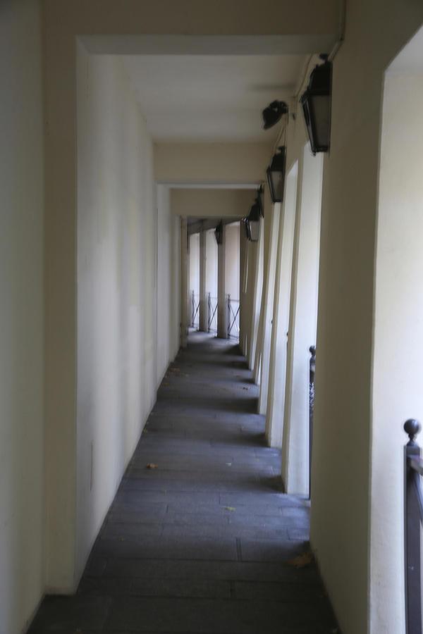 Corridor Photograph - Corridor by Randi Shenkman