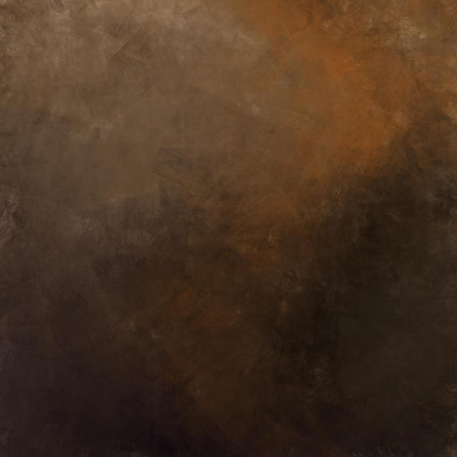 Rust Digital Art - Corrosion Study 2 by Jeff Montgomery