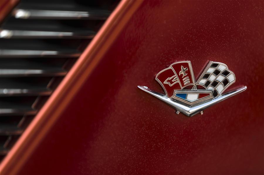 Corvette Photograph
