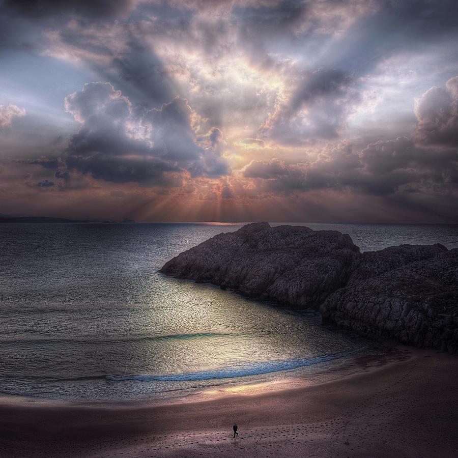 Landscape Photograph - Cosas Que Hizo Dios by Chus Rodr??guez