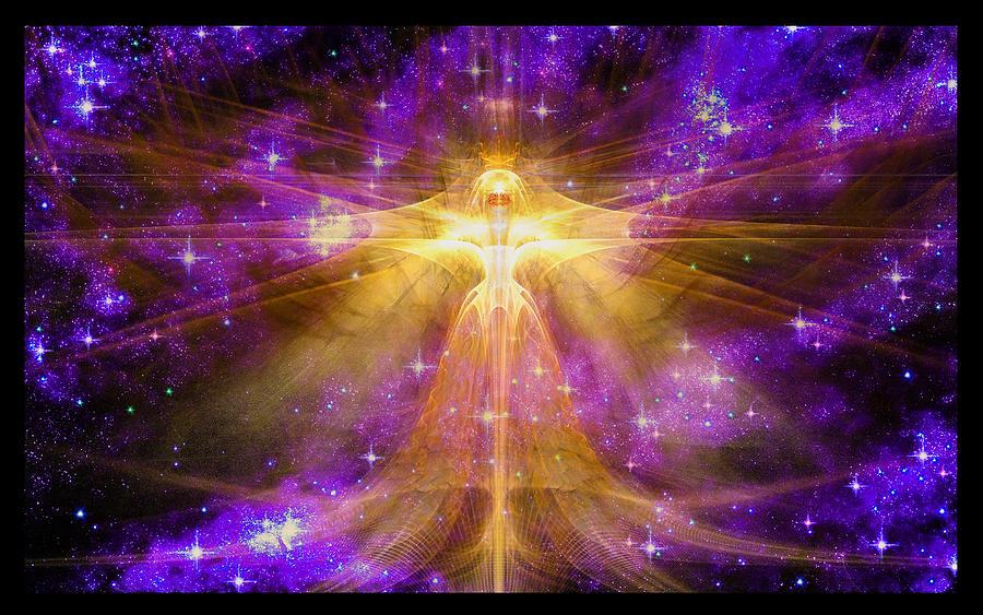Resultado de imagem para angel cosmic