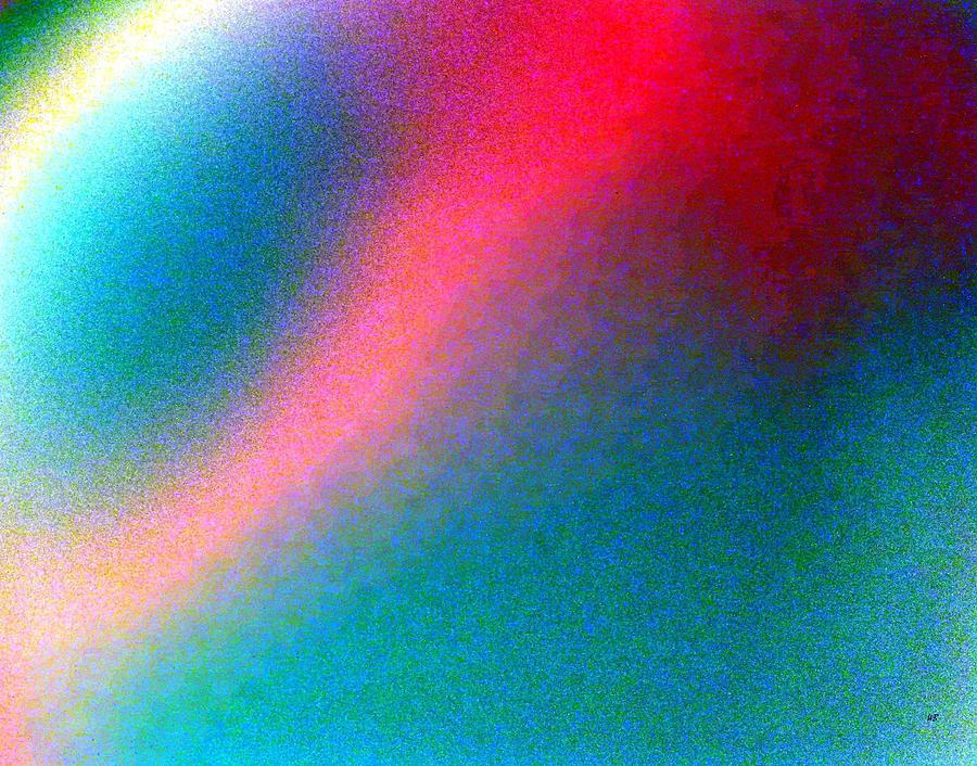 Cosmic Dust 1 Digital Art - Cosmic Dust 1 by Will Borden