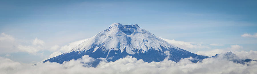 Cotopaxi Volcano Photograph by J. Smith Photography