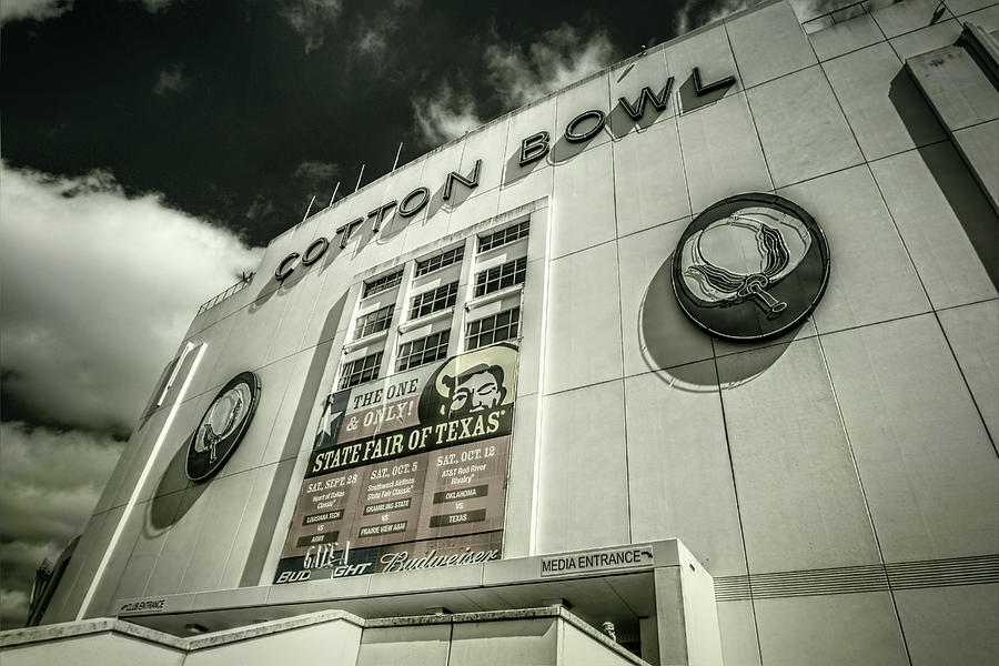 Cotton Bowl Photograph