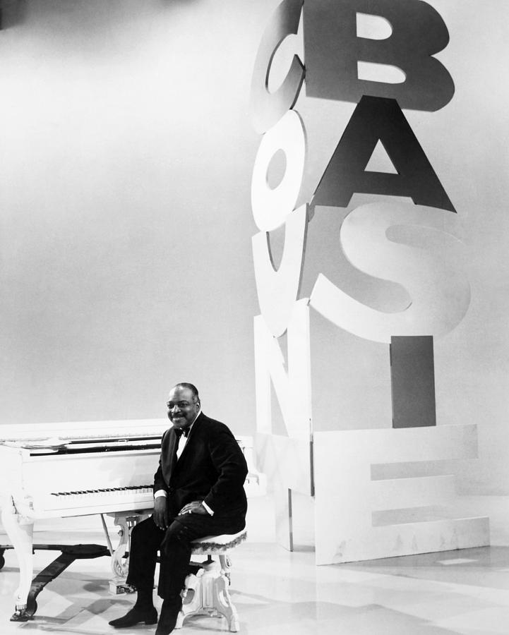 20th Century Photograph - Count Basie (1904-1984) by Granger