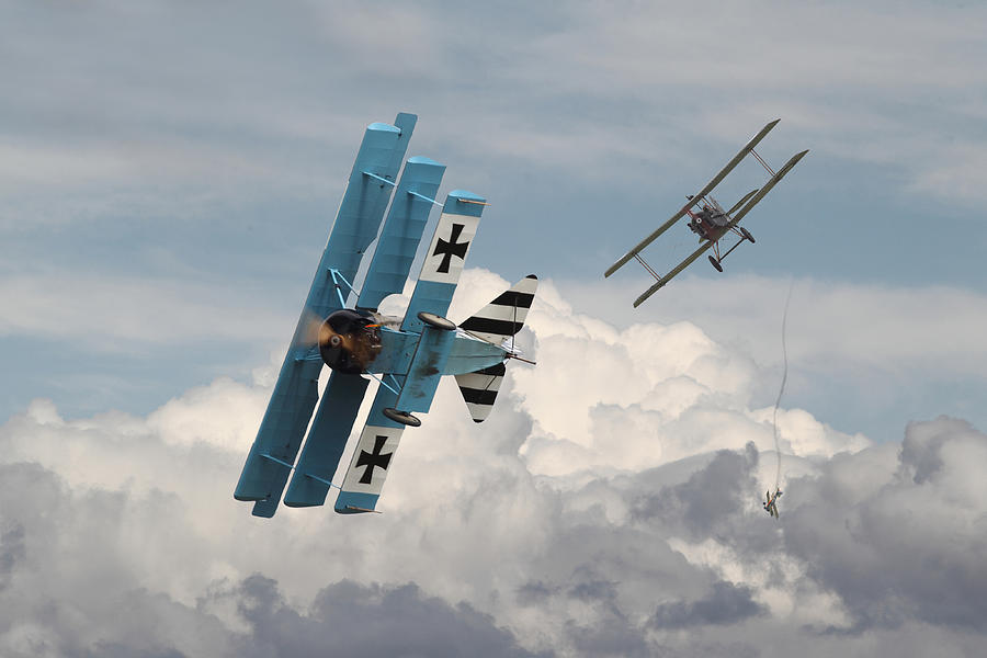 Aircraft Digital Art - Counterstrike by Pat Speirs